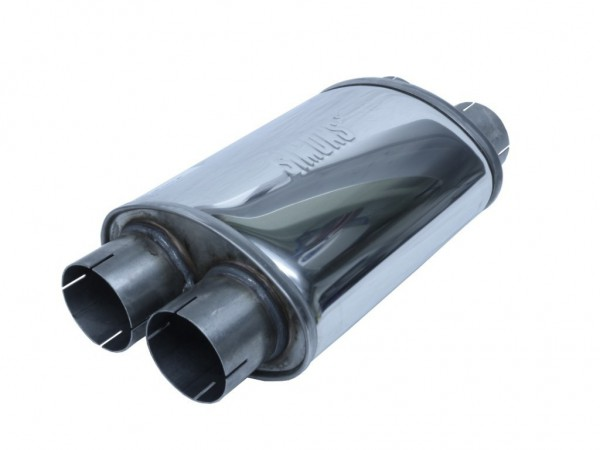 Simons Duo - 76mm Schalldämpfer - LEISE