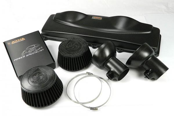 ARMA Carbon Airbox Audi R8 V8