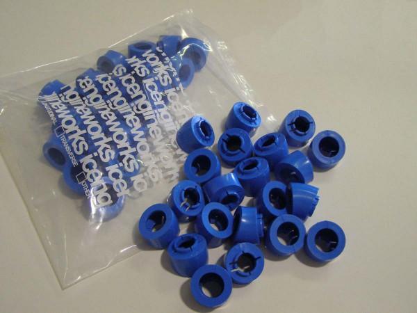 """icengineworks Zusatz Block Set / 1750 Serie / 40 Teile / 6"""" MLR / 1-3/4"""" (45mm)"""