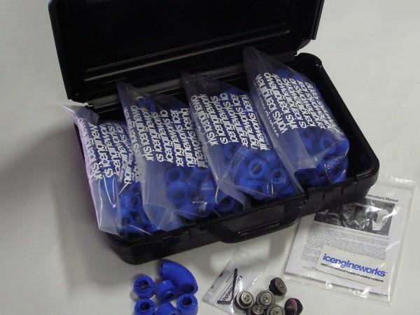 """icengineworks PRO Kit / 1750 Serie / 1-3/4"""" (45mm) - 8 Zylinder Kit (Schritt 1)"""