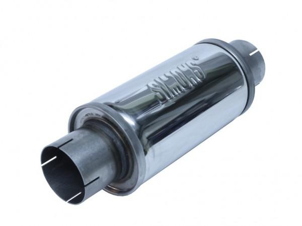 Simons Turbonett - 76mm Schalldämpfer - LEISE