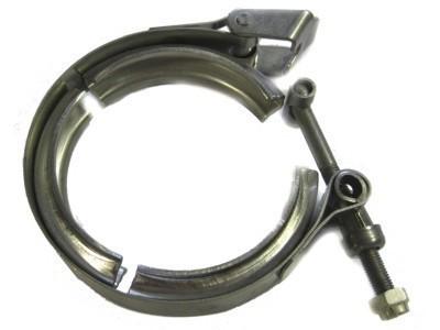 Vibrant Perfomance V-Band Schelle mit Schnellverschluss für 70mm Ringe