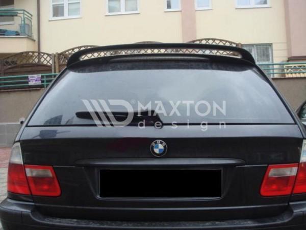 Maxton Design DACHSPOILER BMW 3 E46 KOMBI