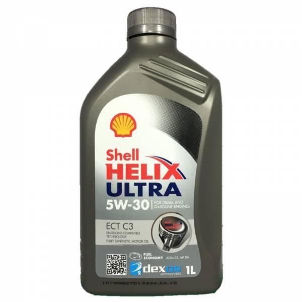 Shell Helix Ultra ECT C3 5W-30 1l
