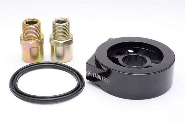 Zada Tech Universal Ölfilter Sandwich Plate Adapter Kit