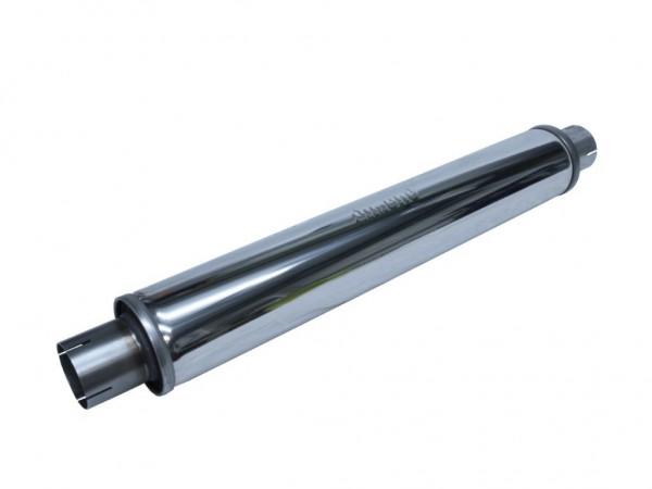 Simons Tubex - 63,5mm Schalldämpfer - LEISE
